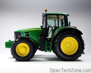 Трактор John Deere 7030