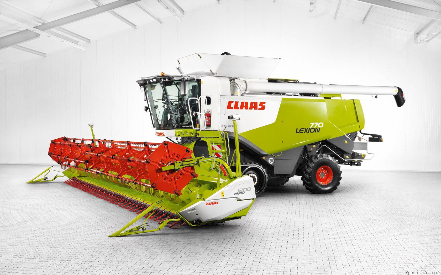 Комбайн Класс (Claas) LEXION-770