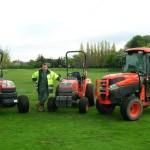 Описание тракторов Кубота (Kubota) и область их применения