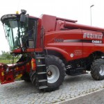Case 7140 Axial Flow