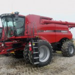 Case 8240 Axial Flow