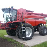 Case 9240 Axial Flow