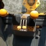 Экскаватор-погрузчик JCB 4CX кабина