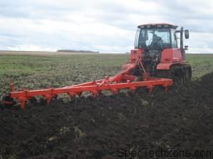 Беларус - гусеничный трактор
