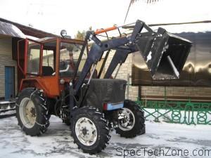 Трактор Т-25 видео