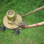 Как сделать газонокосилку своими руками