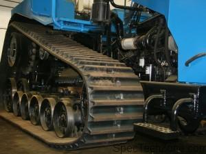 Применения трактора гусеничного Беларус 2103