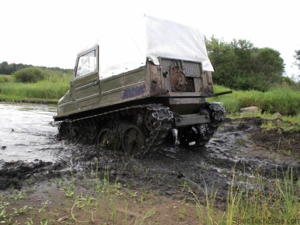 Купить Гусеницы для тракторов ДТ-75, ТТ-4, т70, МТЛБ, : по.