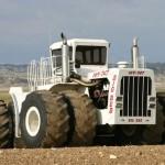 Cамые большие трактора в мире