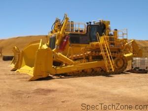Самый большой трактор в мире видео