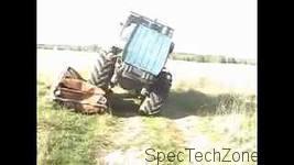 Тест-драйв тракторов