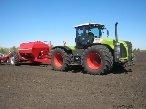 Трактор Класс (Claas) - spectechzone.com