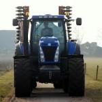 Трактор Нью Холланд модельный ряд