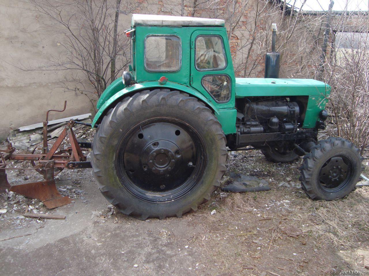 трактор т-40 отзывы владельцев
