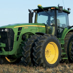 Трактор Джон Дир цена