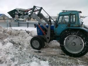 Трактор МТЗ-80 купить