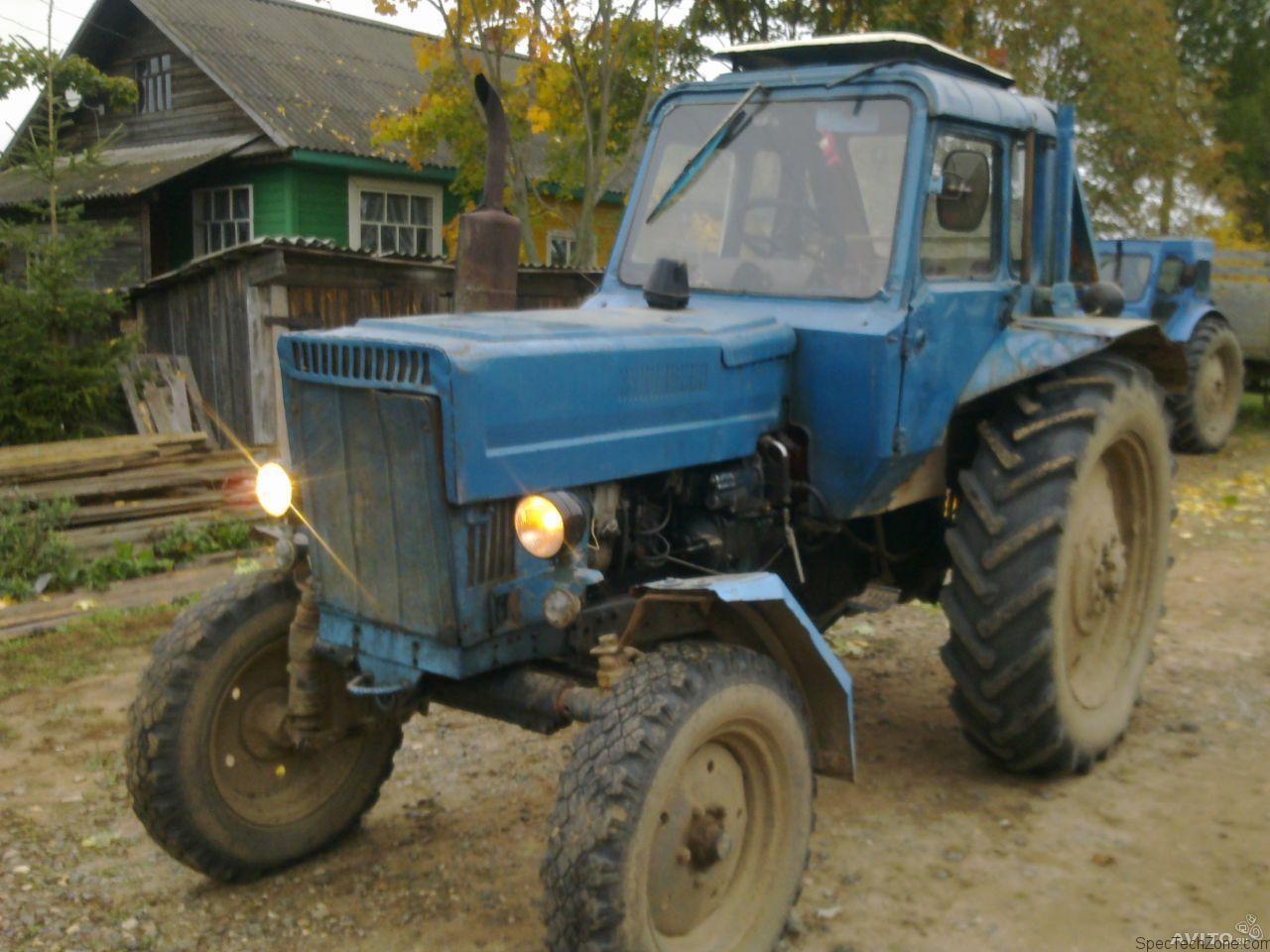 Прайс-лист на владимирские тракторы ВТЗ
