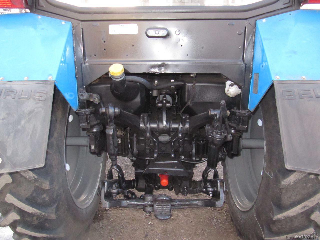 Понижающий редуктор и корпус сцепления трактора МТЗ-80, МТЗ-82