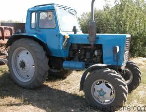 Трактор МТЗ-82 технические характеристики