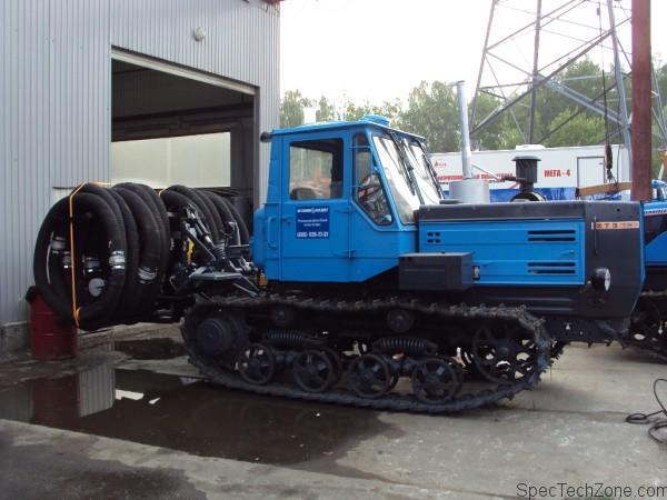 Трактор ЛТЗ 60 - описание, технические характеристики.