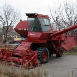 Зерноуборочный комбайн Нива: описания и технические характеристики