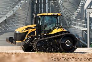 Двигатель гусеничного трактора Challenger