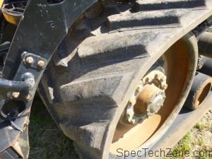 Гидравлика гусеничного трактора Challenger
