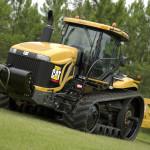 Гусеничный трактор Challenger