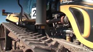 Гусеницы гусеничного трактора Challenger МТ765