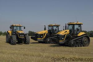 Использование тракторов Challenger