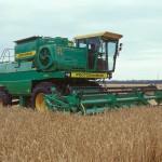 Основные преимущества зерноуборочных комбайнов марки «Дон»