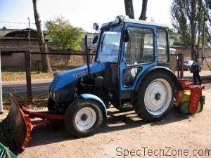 Описания трактора ХТЗ-2511