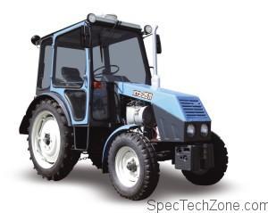 Особенности трактора ХТЗ-2511