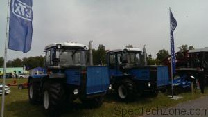 Позиции на рынке трактора ХТЗ-16131-03