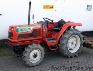Мини трактор Hinomoto