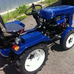 Мини трактор Булат 120 – один из лидеров мини техники
