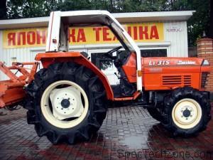 Преимущества мини тракторов из Японии