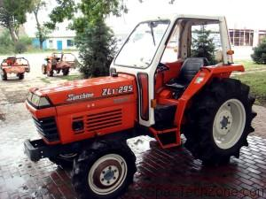 Производители японских мини тракторов