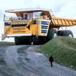 Смотреть самые большие машины мира