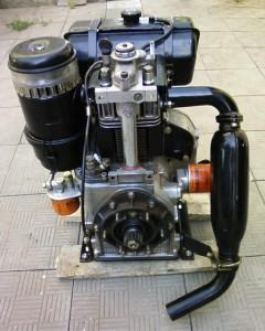 Двигатель для минитрактора