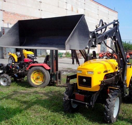 Тракторы и сельхозтехника во Владивостоке
