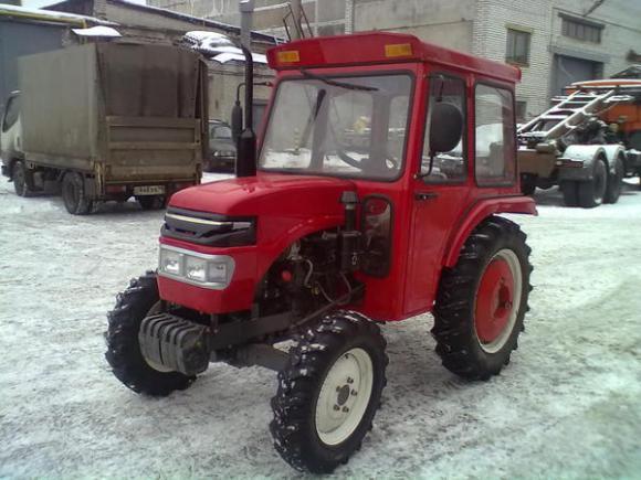Минитрактор Калибр МТ 244 цена