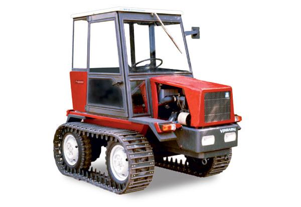 Гусеничные мини-тракторы и тотоблоки