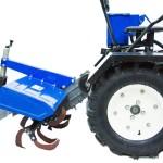 Почвофреза для минитрактора — устройство и область применения