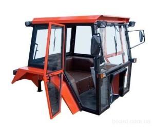 Самодельная кабина для минитрактора