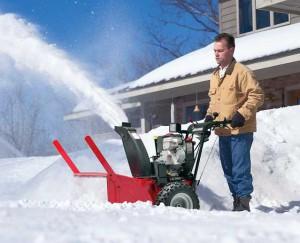 Снегоуборочные машины для дачи отзывы