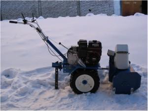 Снегоуборщик для мотоблока нева б/у