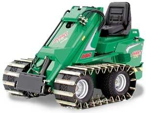 Трактора мини гусеничные