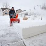 Как самому сделать снегоуборочную машину