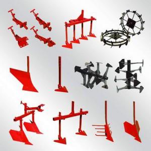 Навесное оборудования для мотоблока каскад